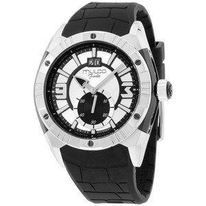 Mulco Mulco Fondo Silicone Strap Men's Watch