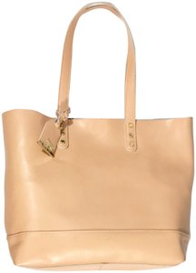 Emma Fox Tote in Tan