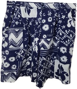 Bette & Court Bermuda Shorts Blue/White