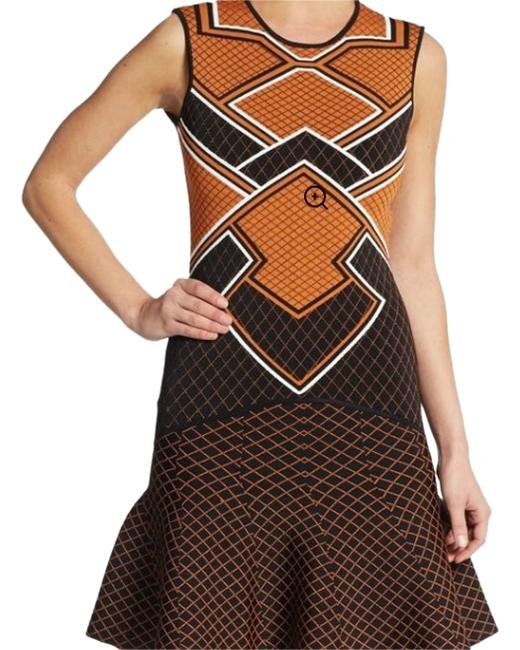 Preload https://img-static.tradesy.com/item/2393284/torn-by-ronny-kobo-new-structured-geometric-patterned-mid-length-night-out-dress-size-6-s-0-0-650-650.jpg