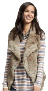 Calypso St. Barth Chic Fur Vest
