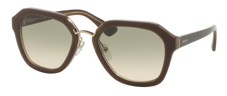 f92da7fc6bb8c Prada Brown Free 3 Day Shipping Vintage New Condition Spr 25r Ued3h2  Sunglasses