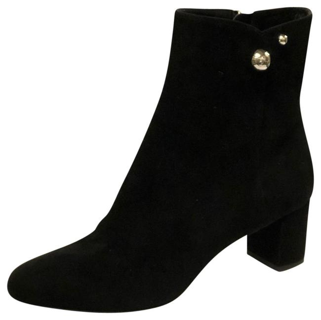 Dior Black Charms Boots/Booties Size EU 38 (Approx. US 8) Regular (M, B) Dior Black Charms Boots/Booties Size EU 38 (Approx. US 8) Regular (M, B) Image 1