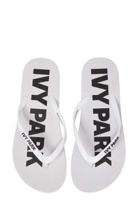 Ivy Park Womens White Sandals