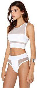 Minimale Animale Nasty Gal S Swimsuit Female Lady Fashion Spandex Tactel Zip Top Bottom