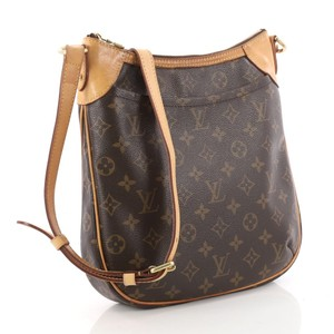 Louis Vuitton Odeon Shoulder Discontinued Cross Body Bag