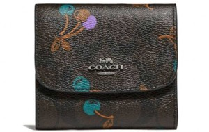 Coach Cherry Print Signature C