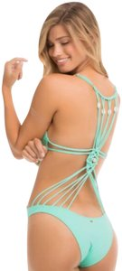 ale by alessandra strappy seashell Open back cut out