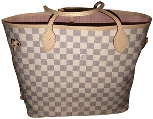 446192e26bc Louis Vuitton Damier Neverfull bags - Up to 70% off at Tradesy