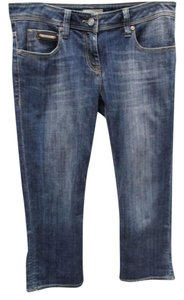Burberry Brit Cropped Ankle Skinny Jeans