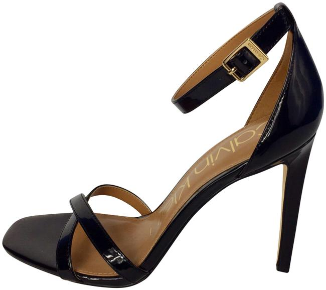 Item - Black New Didot Round Open-toe Sandals Formal Shoes Size US 7 Regular (M, B)