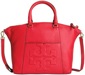 Tory Burch Tote in liberty red