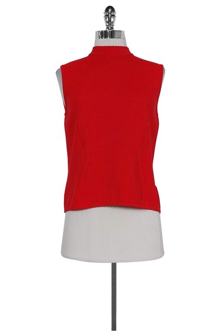 Preload https://img-static.tradesy.com/item/23936791/st-john-red-activewear-top-size-0-xs-0-0-650-650.jpg