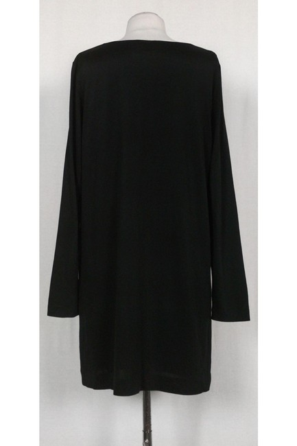 3.1 Phillip Lim short dress Black Scoop on Tradesy