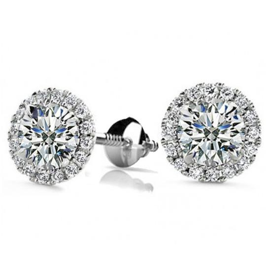 Preload https://img-static.tradesy.com/item/23936929/madina-jewelry-white-150-ct-round-cut-cubic-zirconia-stud-in-screw-back-earrings-0-1-540-540.jpg