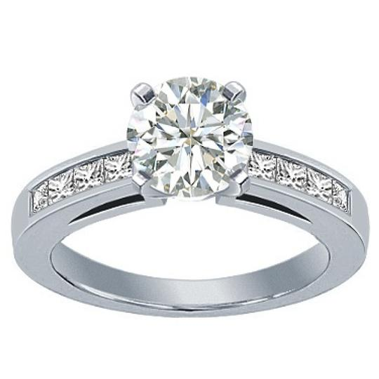 Preload https://img-static.tradesy.com/item/23937010/madina-jewelry-white-150-ct-ladies-round-cut-diamond-with-princess-cut-s-o-engagement-ring-0-0-540-540.jpg