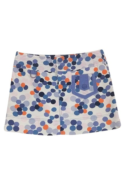 Marc Jacobs Multicolor Dotted Skirt
