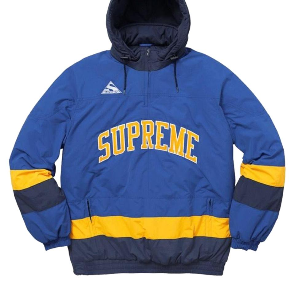 Supreme Hockey Pullover Jacket