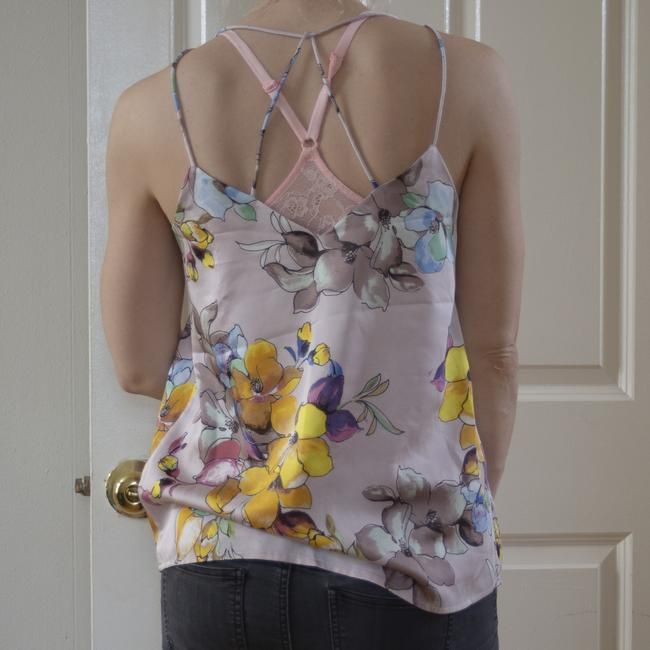 The Limited Floral Top Pink