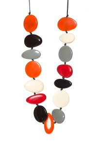 Other Multi-Color Resin Necklace