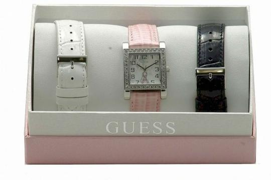 Guess GUESS Ladies Watch with leather strap