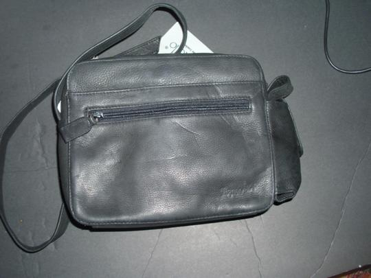 Tignanello Multi-compartment Designer Office Leather Medium Cross Body Bag