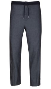 Emporio Armani Relaxed Pants gray
