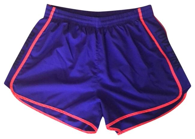 Item - Purple/Orange Activewear Bottoms Size 8 (M)