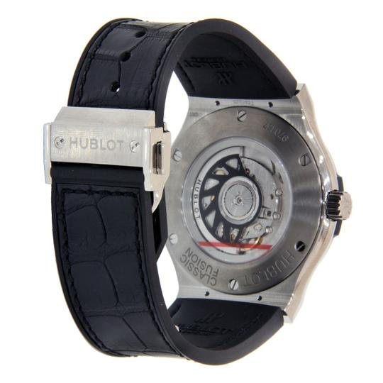 Hublot Hublot Classic Fusion Stainless Steel with Leather Strap 42mm Image 1