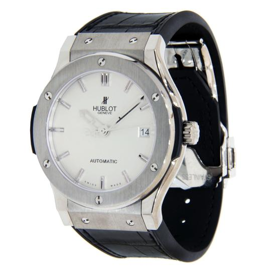 Hublot Hublot Classic Fusion Stainless Steel with Leather Strap 42mm Image 2