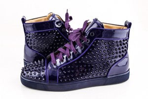 Purple Christian Louboutin Shoes for Grooms   Groomsmen - Up to 90 ... f10e3d82f