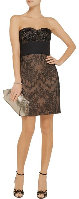 Preload https://img-static.tradesy.com/item/23938500/marchesa-notte-embellished-lace-strapless-short-cocktail-dress-size-8-m-0-1-650-650.jpg