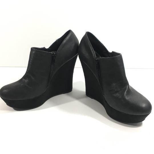 Guess Black Boots Image 4