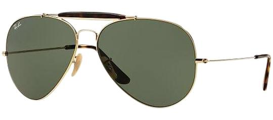Preload https://img-static.tradesy.com/item/23938704/ray-ban-gold-rb-3029-outdoorsman-sunglasses-0-1-540-540.jpg