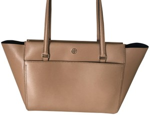 Tory Burch Tote in Cardamon/Navy