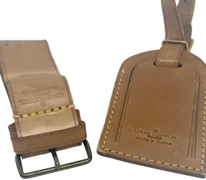 Louis Vuitton Louis Vuitton Luggage Tag - item med img