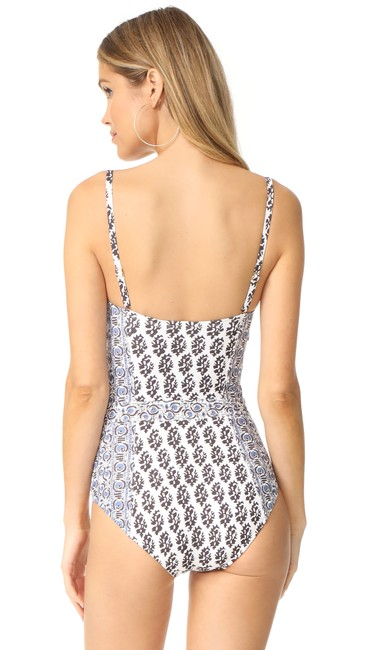 Tory Burch NEW TORY BURCH ONE PIECE UNDERWIRE BATHING SWIMSUIT SUIT NWT Image 4