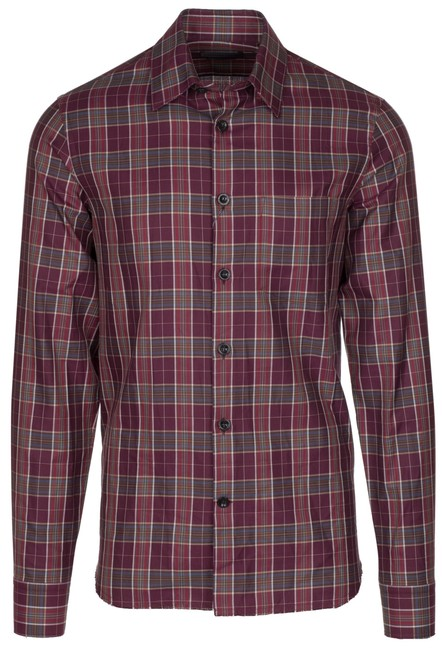 Preload https://img-static.tradesy.com/item/23939009/alexander-mcqueen-burgundy-men-s-plaid-long-sleeve-casual-shirt-button-down-top-size-8-m-0-0-650-650.jpg
