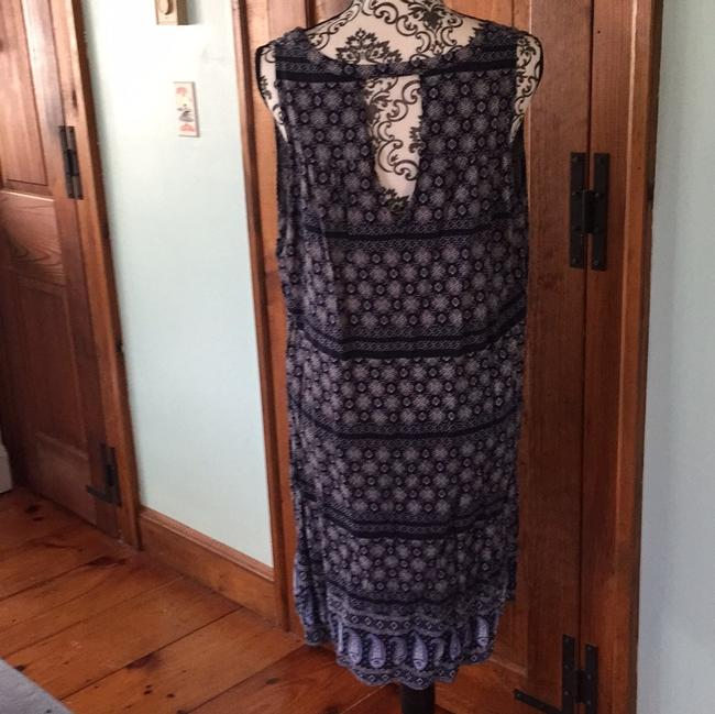 Old Navy short dress blue and white on Tradesy Image 5