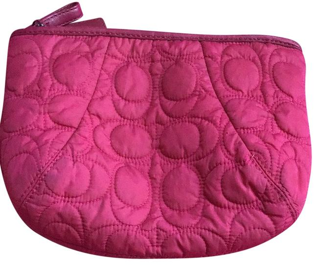 Item - Pink Cosmetic Bag