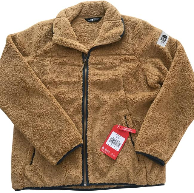 Item - Biscuit Tan Campshire Sherpa Jacket Size 12 (L)
