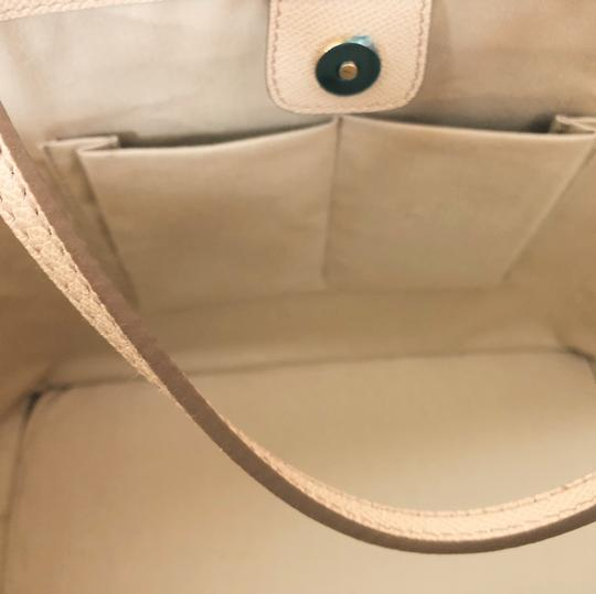 Dolce&Gabbana Tote Chic Leather Work Roomy Shoulder Bag Image 2