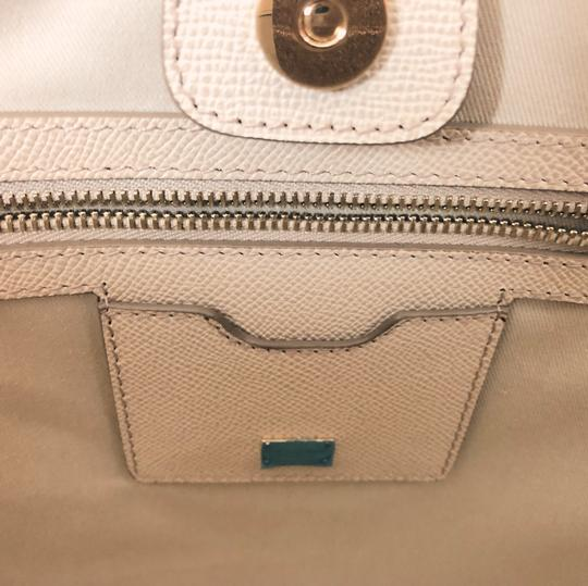 Dolce&Gabbana Tote Chic Leather Work Roomy Shoulder Bag Image 3