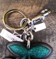 Coach Cherry Key Chain Bag Charm Image 3