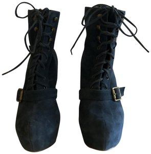 386dff8677a Blue Steve Madden Boots & Booties Up to 90% off at Tradesy