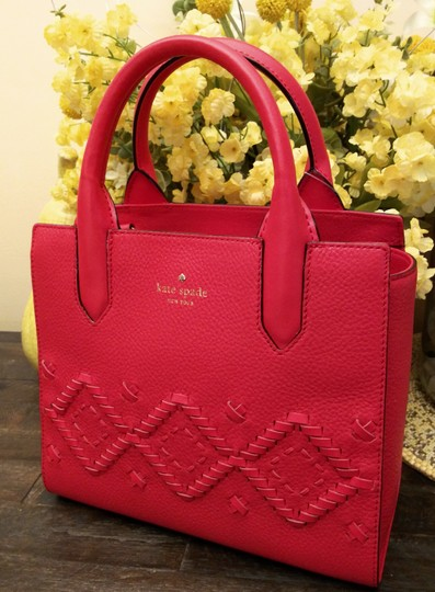 Kate Spade Tote in Red-Orange Image 1