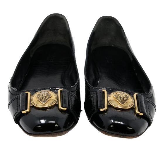 Gucci Guccissima Gang Now Trending Monogram Tom Ford Black Flats Image 1