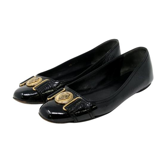 Gucci Guccissima Gang Now Trending Monogram Tom Ford Black Flats Image 2