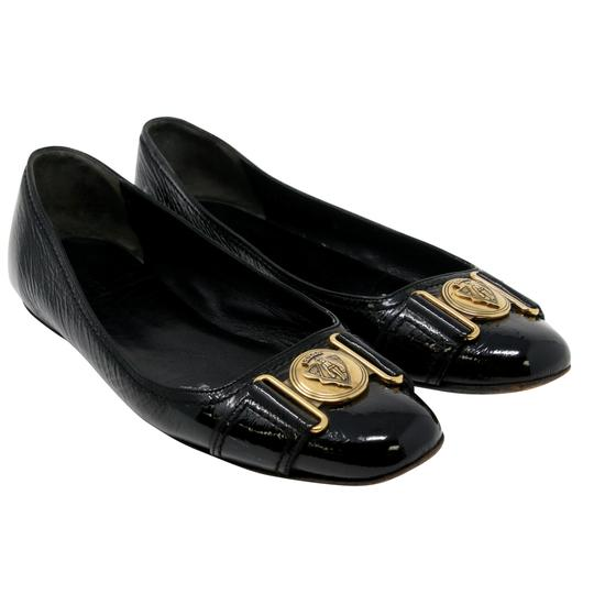 Gucci Guccissima Gang Now Trending Monogram Tom Ford Black Flats Image 3