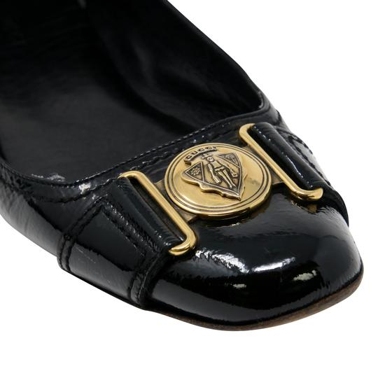 Gucci Guccissima Gang Now Trending Monogram Tom Ford Black Flats Image 5